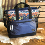 Journey West Slate Tote