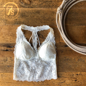 Brooks Bralette {ivory}