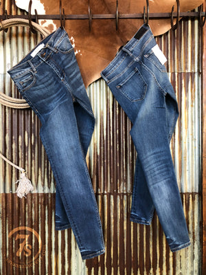 The Amarillo High Rise Skinny Jean