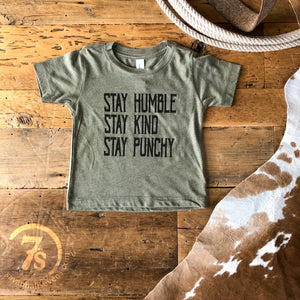 The Stay Punchy {infant & toddler}