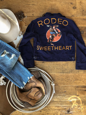 The Rodeo Sweetheart