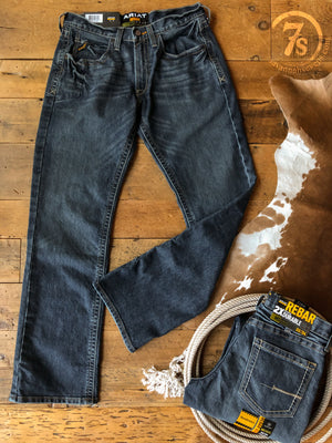 The Ironside M5 Rebar Straight Leg Jean {mens}