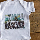 The Rancher Onesie