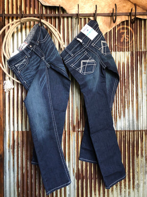 The Icon Straight Leg Jean