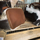 The Cowtown Makeup Bag