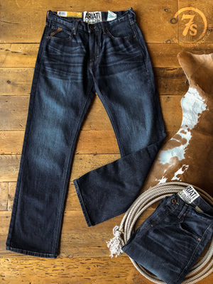 The Durham M5 Straight Leg Jean {mens}