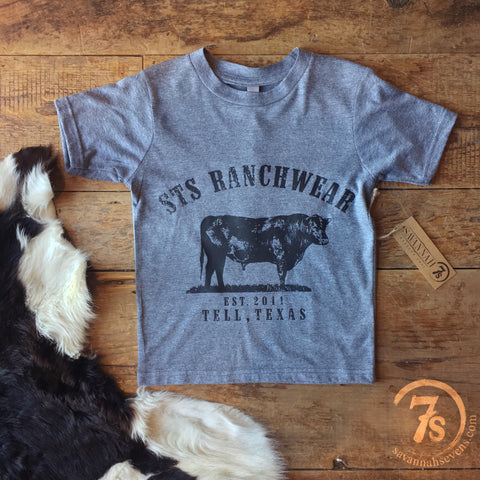 The Cowkid {youth tee}