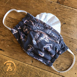 7s Ranch Brands Mask {PRE-ORDER}