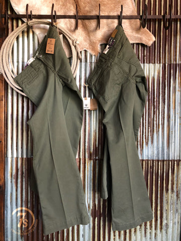 The Green Mountain Twill Trouser