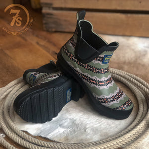 The Sage Sonora {rain bootie}