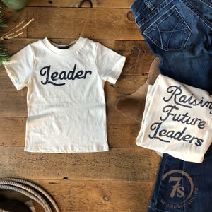 The Leader Kiddo Tee
