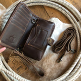 Angus Crossbody Wallet