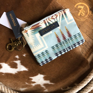 The Harding Aqua ID Pouch