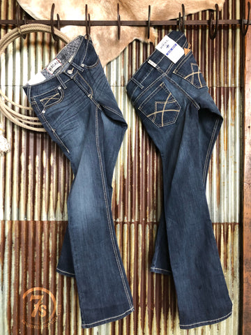 The Tulip Boot Cut Jean