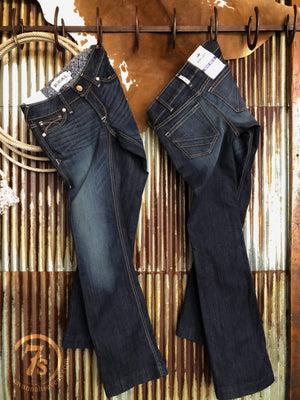 The Houlihan Mid Rise Bootcut Jean **Exclusive**