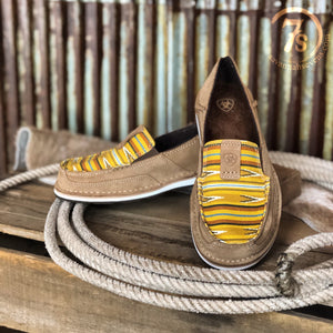 The Cruiser {mustard southwest}