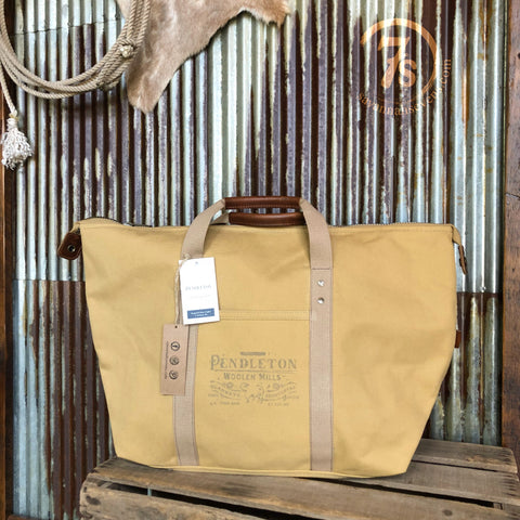 The Harvest Tan Bag