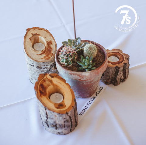 Tree Branch Candle Holders {variety of sets}