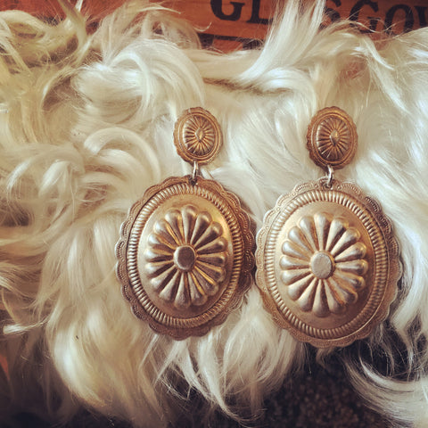 Dodge City Earrings