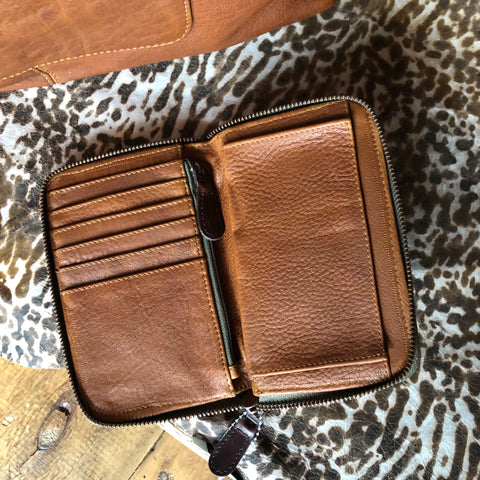 The Cow Leather Wallet