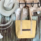The Harvest Tan Tote