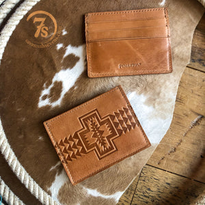 Harding Leather Card Wallet