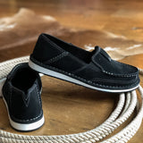 The Cruiser {black suede}