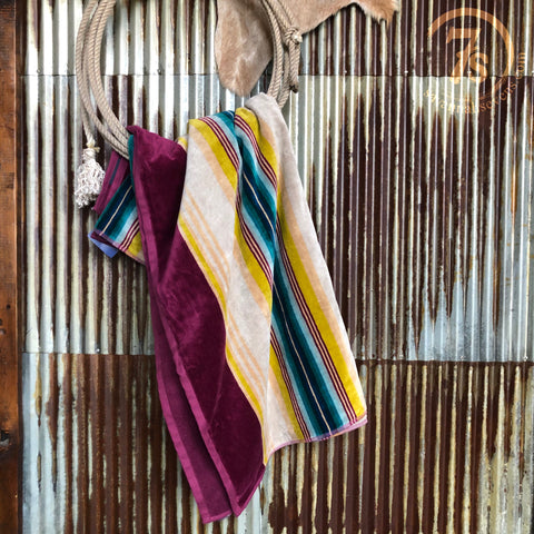 Chief Joseph Hooded Kids Towel