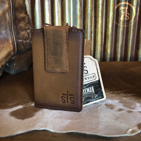 The Foreman's Money Clip Wallet
