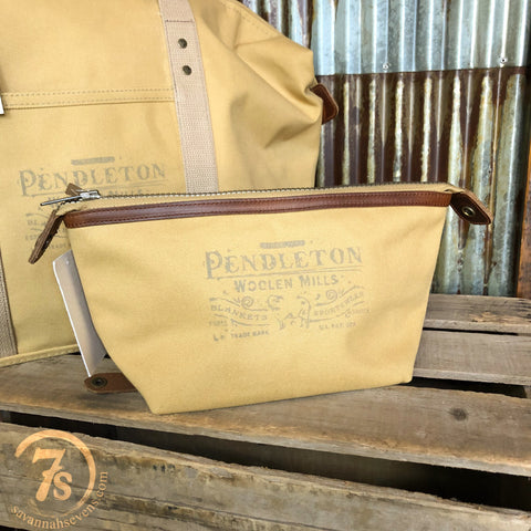 The Harvest Tan Pouch