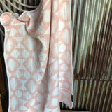 Falcon Cove Pink Blanket