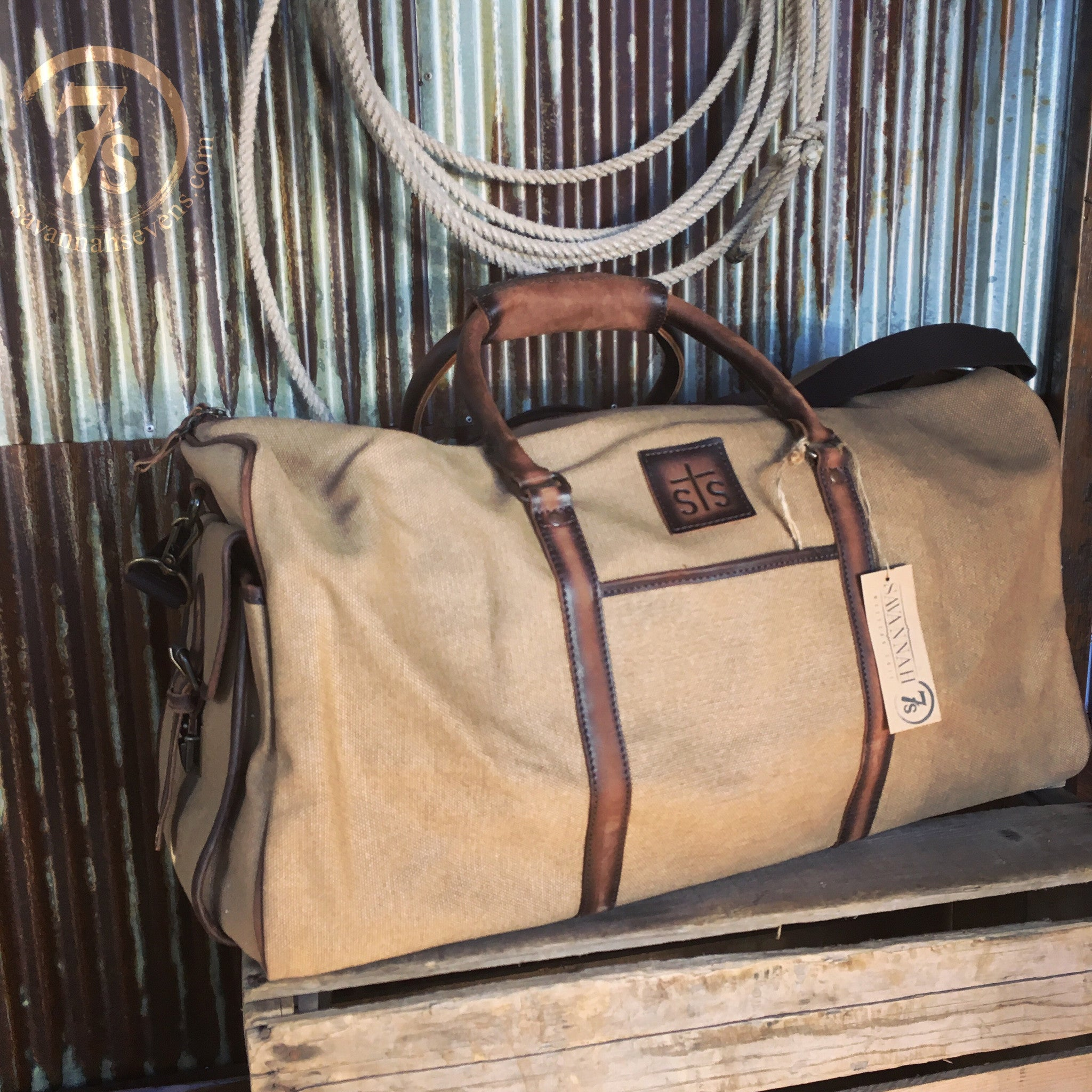 The Ranch Hand Travel Bag