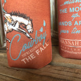 Riding For The Fall Koozie