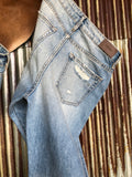 The Logan Straight Crop Jean