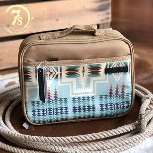 The Harding Aqua Lunchbox