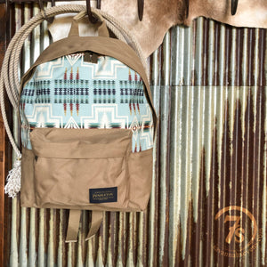 The Harding Aqua Backpack