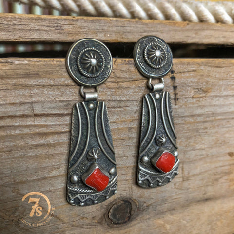 Alamo Earrings