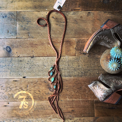 Double J Saddlery – Savannah Sevens Western Chic