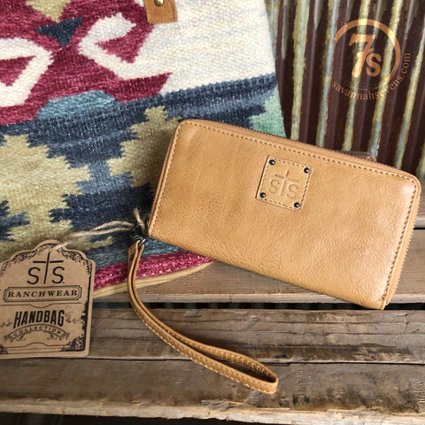 The LaGrange Zip Wallet