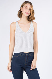 Megan Knit Tank Top