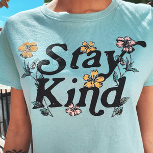 Mari Stay Kind Graphic Tee