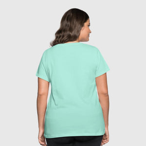 Women's Curvy T-Shirt (Personalize)