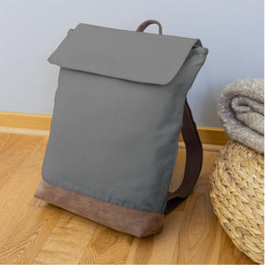 Canvas Backpack (Personalize)