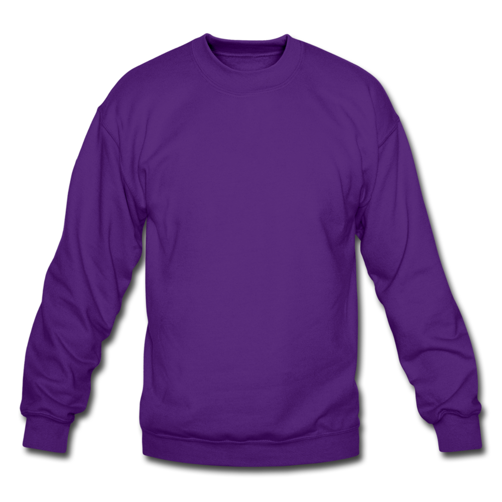 Crewneck Sweatshirt - purple