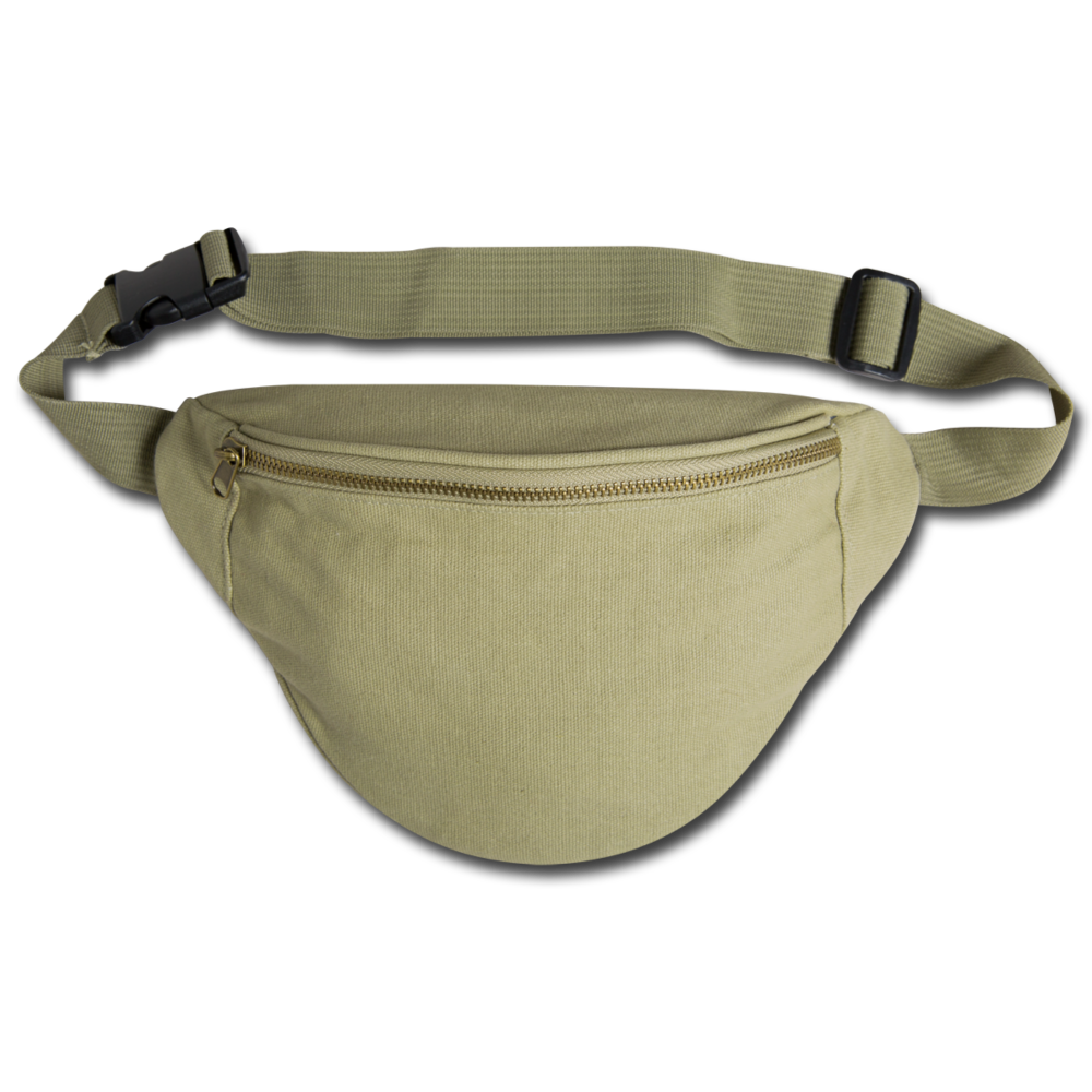 Fanny Pack | Comfort Colors 344 - khaki