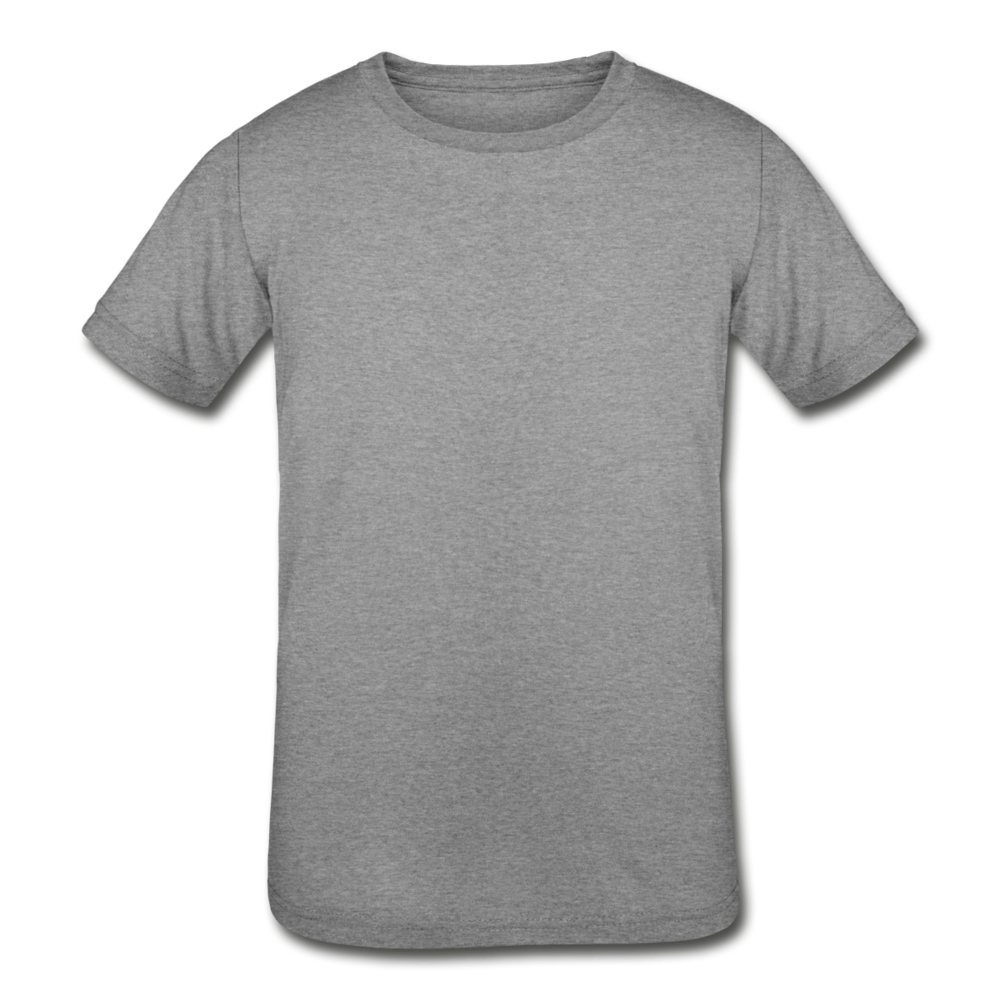 Kids' Tri-Blend T-Shirt - heather gray