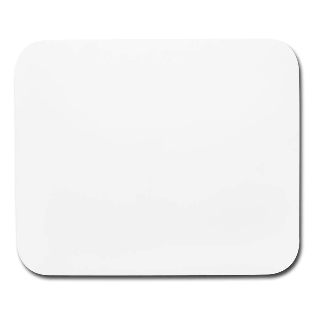 Mouse pad Horizontal - white