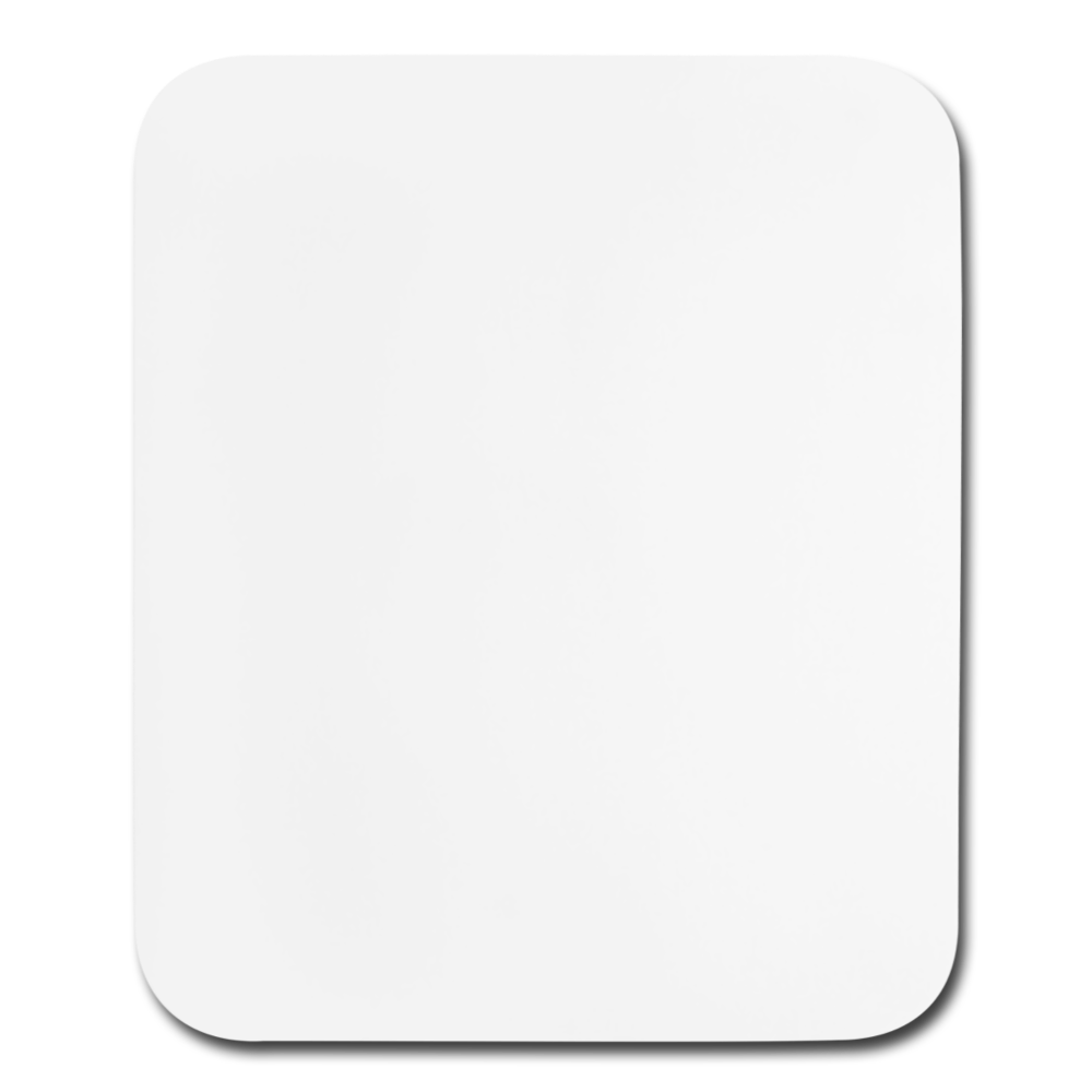Mouse pad Vertical - white