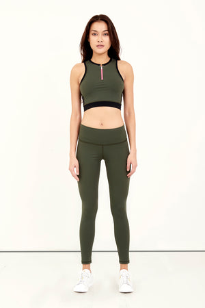 Sculpt Now Sports Bra