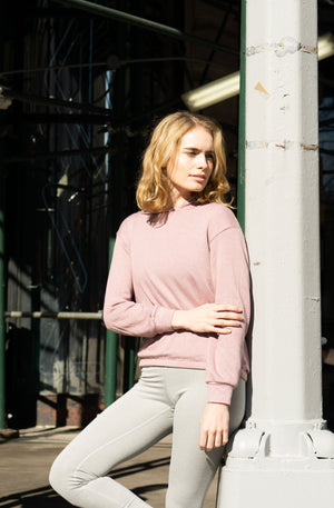 Ribbon Sweatshirt by _AS YOU ARE